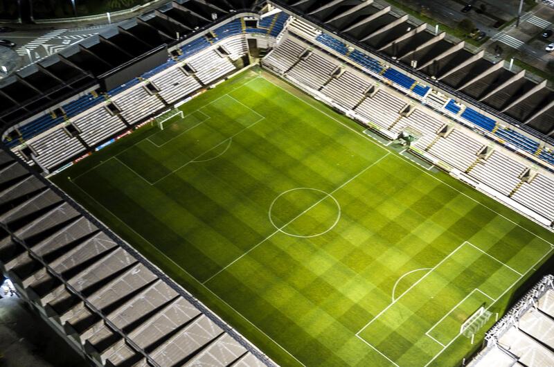 stadium representing venue facilities management